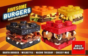 Les choix de burgers. Source: Facebook