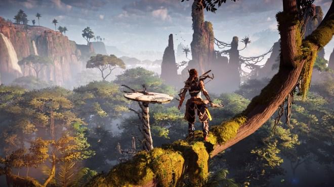 Horizon Zero Dawn est un des plus beaux jeux disponibles sur la PS4