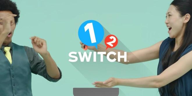 1-2-Switch: des tonnes de minijeux pour des soirées endiablées