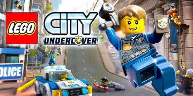 LEGO City Undercover : Un GTA pour toute la famille!