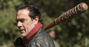 Negan (Jeffrey Dean Morgan) - The Walking Dead Saison 7 Épisode 16 - Photo: Gene Page/AMC
