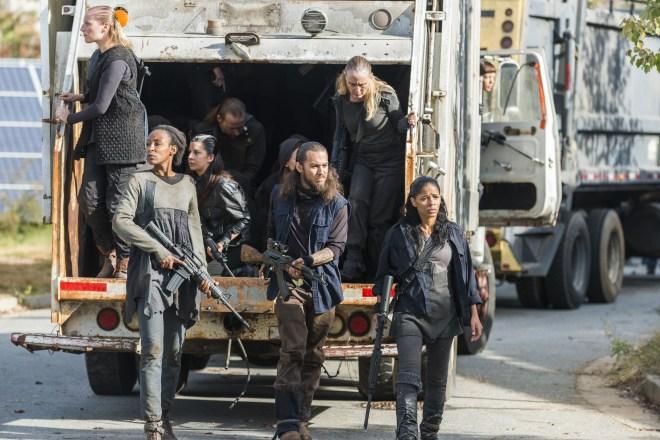 Scavengers - The Walking Dead Saison 7 Épisode 16 - Photo: Gene Page/AMC