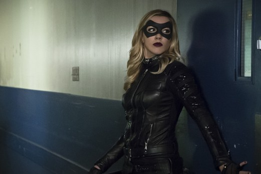"Arrow -- ""Code of Silence"" -- Image AR414A_0056b.jpg -- Pictured: Katie Cassidy as Laurel Lance/Black Canary -- Photo: Katie Yu/ The CW -- © 2016 The CW Network, LLC. All Rights Reserved."