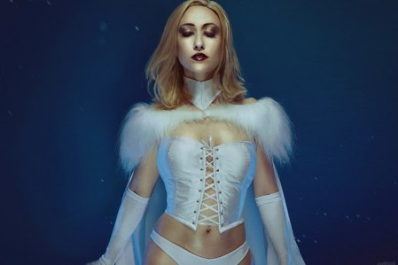 Emma Frost Cosplay 17