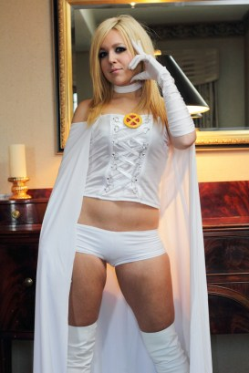Emma Frost Cosplay 49
