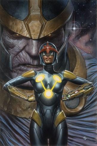 Infinity Gauntlet Vol 2 #1 Granov Variant