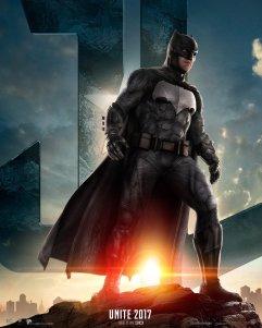 Justice League (2017) Batman