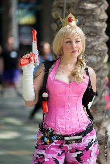 Princess Peach Cosplay 19