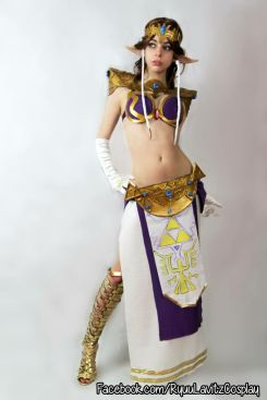 Princess Zelda Cosplay 39