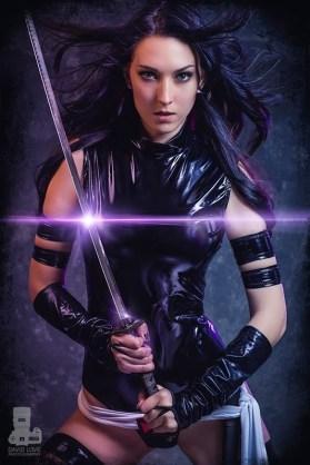 Psylocke Cosplay 18
