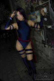 Psylocke Cosplay 20