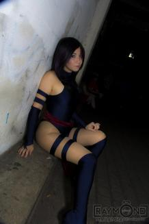 Psylocke Cosplay 21
