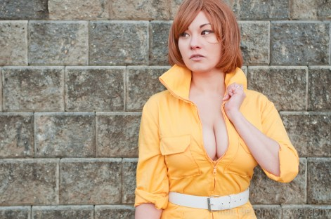 April Oneil Cosplay 16
