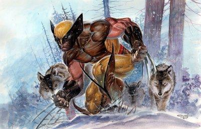 Ardian Syaf Wolverine Collage 4