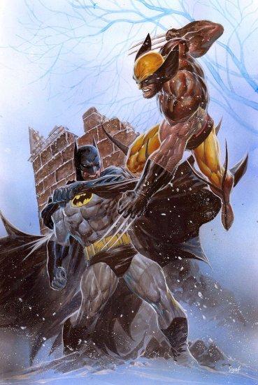 Ardian Syaf Wolverine Collage 6