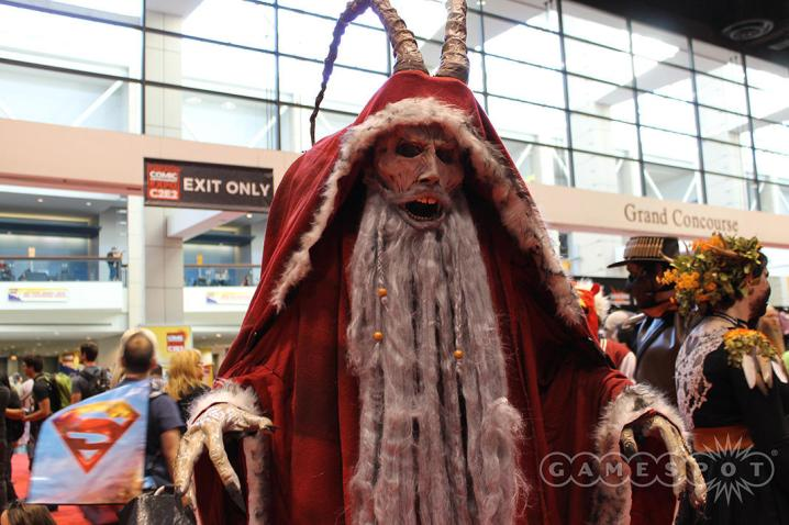 C2E2 2017 Cosplay - Krampus