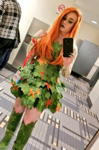 C2E2 2017 Cosplay - Poison Ivy