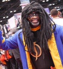 C2E2 2017 Cosplay - Static Shock