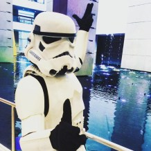 C2E2 2017 Cosplay - Storm Trooper 9