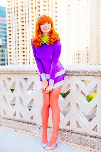 Daphne Cosplay 17