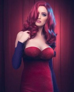 Jessica Rabbit Cosplay 12