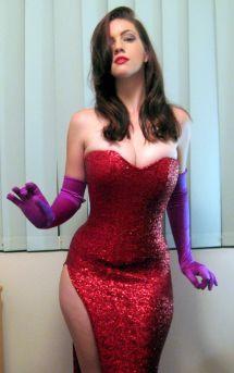Jessica Rabbit Cosplay 39