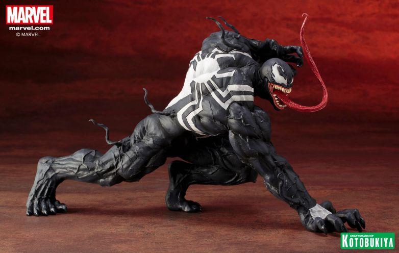 Kotobukiya Marvel Comics Venom ARTFX+ Statue 6