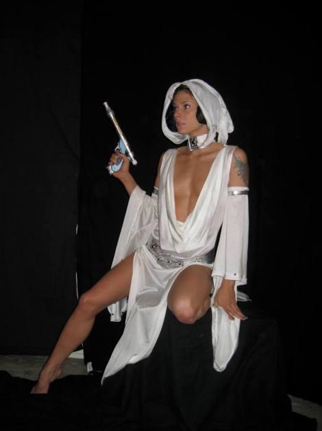 Princess Leia Cosplay 12