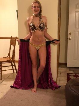 Princess Leia Cosplay 13