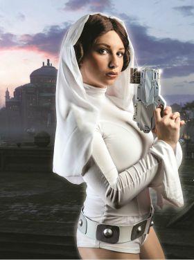 Princess Leia Cosplay 44