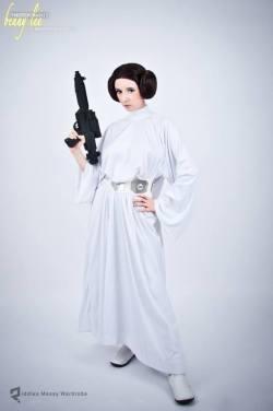 Princess Leia Cosplay 45
