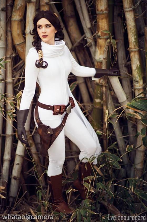 Princess Leia Cosplay 7