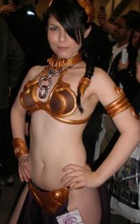 Slave Leia Cosplay 22