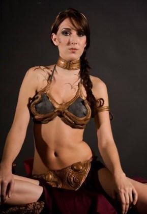 Slave Leia Cosplay 27