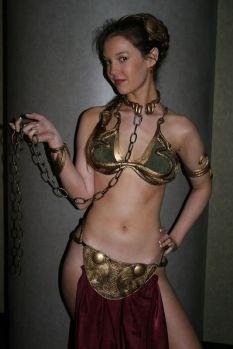 Slave Leia Cosplay 34