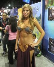Slave Leia Cosplay 58