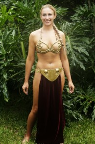 Slave Leia Cosplay 75