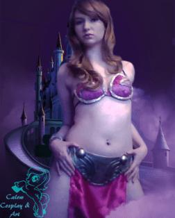 Sleeping Beauty Leia Cosplay 8