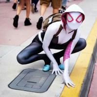 Spider-Gwen Cosplay 51