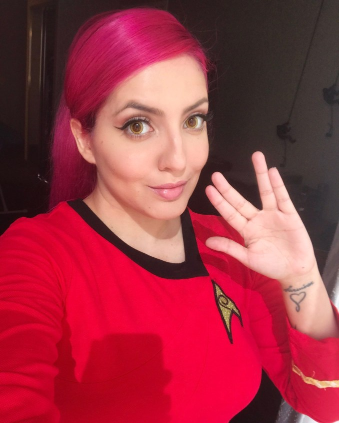 SVCC 2017 Cosplay - Star Trek 2