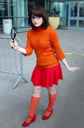 Velma Cosplay 9