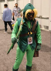 WonderCon 2017 Cosplay - Green Arrow