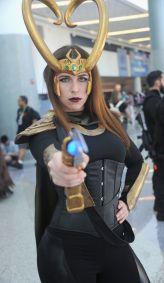 WonderCon 2017 Cosplay - Loki