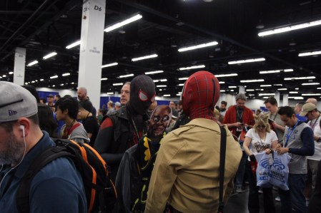 WonderCon 2017 Cosplay - Spider-Men