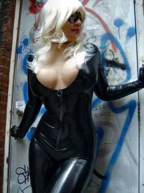 Black Cat by Belle Chere 4