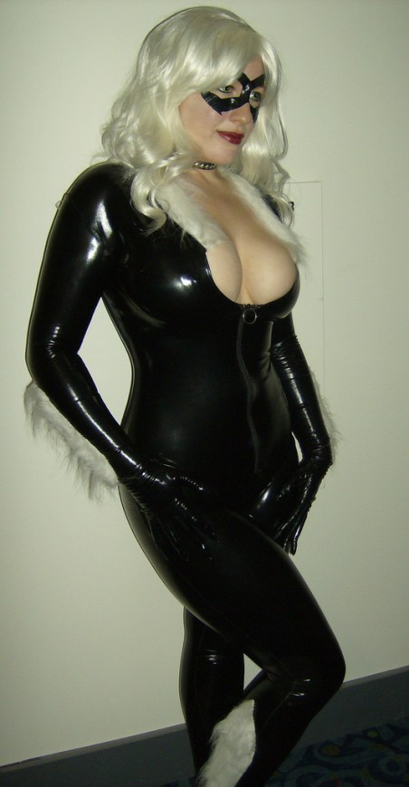 Black Cat by Belle Chere 5