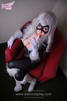 Black Cat by Dalin Cosplay 4