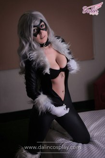 Black Cat by Dalin Cosplay 6