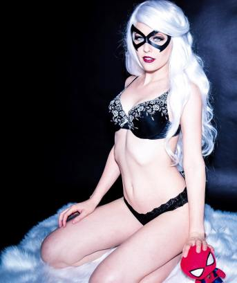 Black Cat by Maid of Might 1