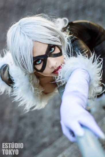 Black Cat by Polly Cosplay 2